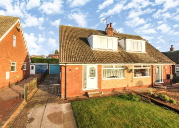 Thumbnail 3 bed semi-detached house for sale in Southfield Road, Wetwang, Driffield