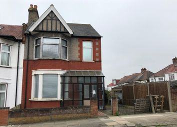 Thumbnail 3 bed end terrace house for sale in Linden Avenue, Wembley, Middlesex