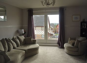 Thumbnail 3 bed flat for sale in Calder Glen Courts, Mull, Airdrie