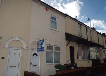 Thumbnail 3 bed terraced house for sale in Knox Road, Blakenhall