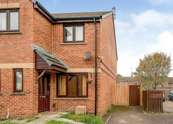 Thumbnail 3 bed end terrace house for sale in Dawney Close, Aylesbury