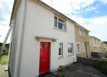 Thumbnail 3 bedroom semi-detached house to rent in Cromwell Road, Milford Haven