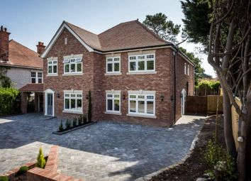 Thumbnail 4 bed semi-detached house for sale in Kings Crescent, Canford Cliffs, Poole