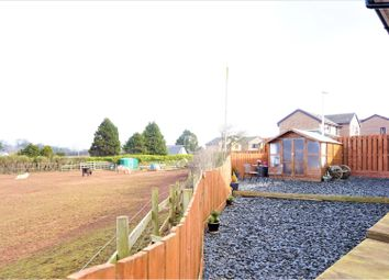 Thumbnail 2 bed detached bungalow for sale in Crompton Drive, Dalton-In-Furness