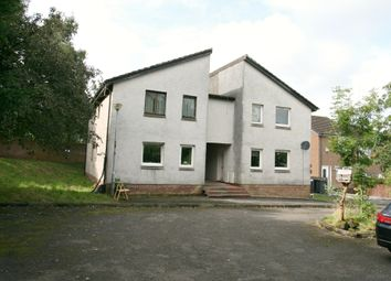 Thumbnail 1 bedroom flat for sale in Robertson Close, Kirkmuirhill