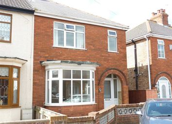 Thumbnail 3 bed semi-detached house for sale in Kathleen Avenue, Cleethorpes