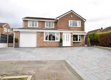 Thumbnail 5 bed detached house for sale in Daisy Hall Drive, Westhoughton