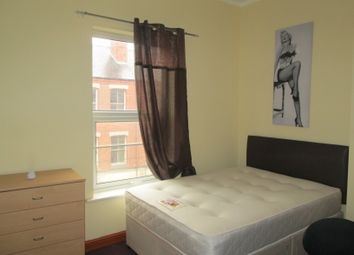 Thumbnail 4 bedroom shared accommodation to rent in Radford Road, Nottingham