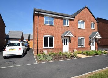 Thumbnail 3 bed semi-detached house to rent in Gale Way, Tiverton