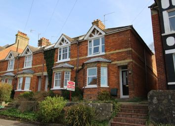 Thumbnail 3 bed terraced house for sale in Blackhouse Hill, Hythe