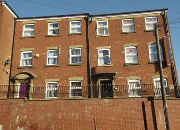 Thumbnail 4 bed flat to rent in Christian Road, Preston