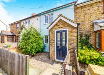 Thumbnail 2 bed terraced house for sale in Bengeo Street, Bengeo, Hertford