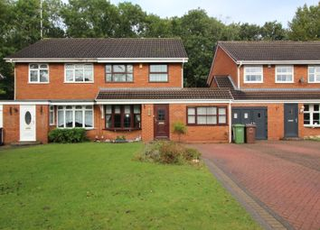 Thumbnail 3 bed semi-detached house to rent in Dunton Hall Road, Shirley, Solihull