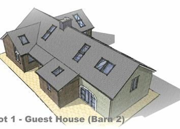 Thumbnail Barn conversion for sale in Cefn Esgeronen, Llanarth, Ceredigion