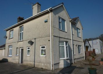 Thumbnail 2 bed flat to rent in Towy Terrace, Ffairfach, Llandeilo