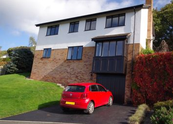 Thumbnail 4 bed detached house to rent in Nant Y Coed, Glan Conwy, Colwyn Bay