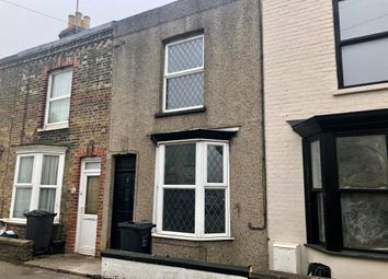2 bed terraced house to rent in Ashburnham Road, Ramsgate CT11