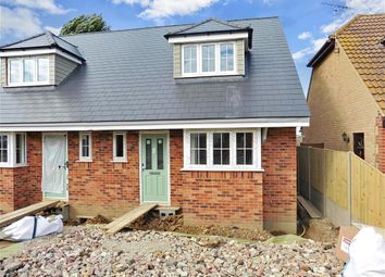 Thumbnail 3 bed semi-detached house for sale in Summerville Avenue, Minster On Sea, Sheerness, Kent