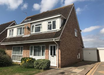 Thumbnail 3 bed semi-detached house for sale in Stephens Close, Hereford