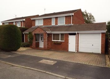 Thumbnail 4 bed detached house for sale in Pamber Heath, Hampshire, England