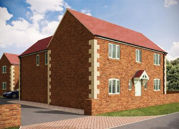 Thumbnail 4 bedroom detached house for sale in Plot B, Oak House Farm, Stanfree, Chesterfield