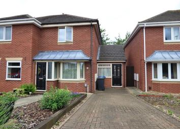 Thumbnail 2 bed semi-detached house for sale in Riverfield Grove, Tamworth, Staffordshire