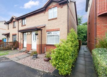 Thumbnail 2 bedroom end terrace house for sale in Carnbee Avenue, Liberton, Edinburgh
