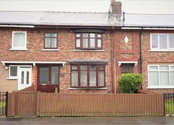 3 bed terraced house for sale in Pallister Avenue, Middlesbrough TS3