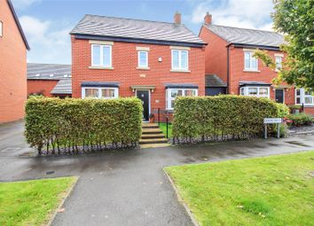 Saxon Drive, Rothley, Leicester LE7. 4 bed detached house for sale