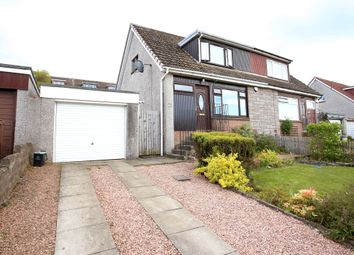 Thumbnail 3 bed semi-detached house for sale in Overton Gardens, Dundee