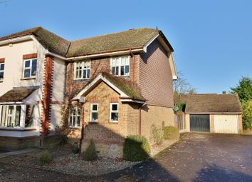 3 bed semi-detached house for sale in Warwick Deeping, Ottershaw, Chertsey KT16