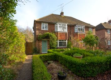 Thumbnail 3 bed semi-detached house for sale in Reading Road, Burghfield Common, Reading, Berks