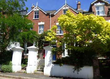 Thumbnail 1 bed flat to rent in Alexandra Terrace, Exeter
