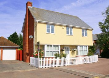 Thumbnail 4 bed detached house for sale in The Sheltons, Kirby Cross, Frinton On Sea
