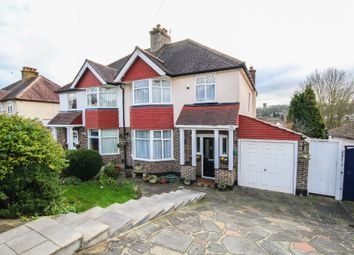 Thumbnail 3 bed semi-detached house to rent in St. Andrews Road, Coulsdon