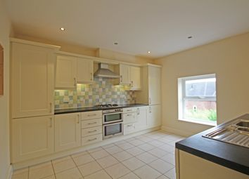 Thumbnail 2 bed flat to rent in Longlands Lane, Findern, Derby