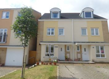 Thumbnail 4 bedroom town house for sale in Syms Avenue, Frampton Cotterell, Bristol