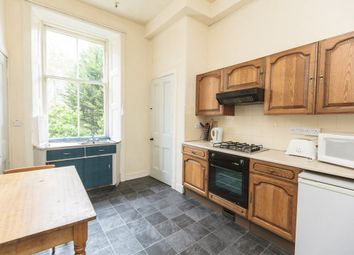 Thumbnail 3 bed flat to rent in Spottiswoode Road, Marchmont