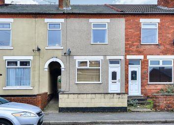 3 bed terraced house for sale in Peel Street, South Normanton, Alfreton, Derbyshire DE55