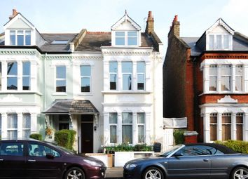Thumbnail 3 bed maisonette to rent in Thornton Avenue, Chiswick