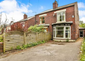 Thumbnail 3 bed semi-detached house for sale in Low Edges Chesterfield Road South, Sheffield