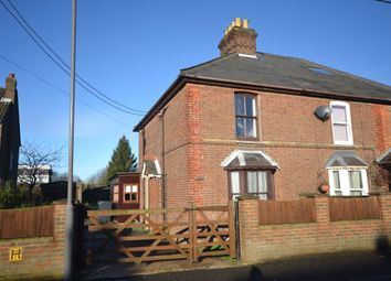 Thumbnail 2 bed semi-detached house for sale in Mill Road, Stokenchurch, High Wycombe