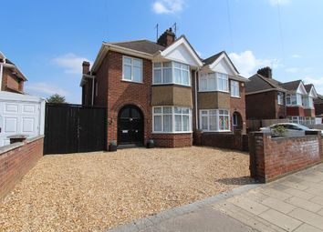3 bed semi-detached house for sale in Chestnut Avenue, Bedford MK40