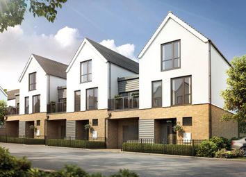 Thumbnail 4 bed town house for sale in Plot 53, The Shackleton, St. Andrew's Park, Uxbridge