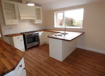 Thumbnail 3 bed terraced house to rent in Bosworth Road, Measham, Swadlincote