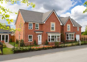 "Thumbnail 4 bed detached house for sale in ""Cambridge"" at Station Road, Methley, Leeds"