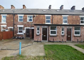 Thumbnail 4 bed terraced house to rent in Cairns Cottages, Woodhouse, Sheffield