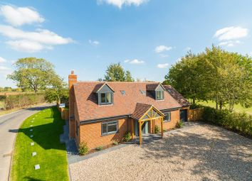 Thumbnail 4 bed detached house for sale in Thame Lane, Culham, Abingdon