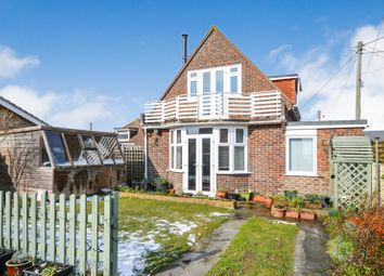 Thumbnail 4 bed detached bungalow for sale in Coast Road, Pevensey Bay
