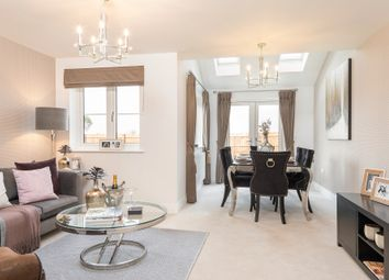 """Thumbnail 3 bedroom semi-detached house for sale in """"Jenhurst"""" at Chaloner Way, Newmarket"""